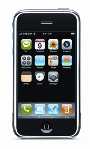 Sell mobiles and switch to iPhone 4S for stylish alarm