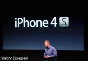 Apple iPhone 4S sales 'top four million'