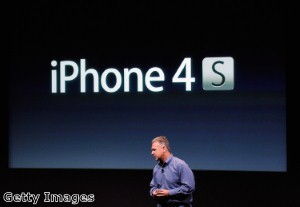 Four million could 'sell my mobile' and invest in Apple iPhone 4S this week