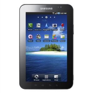 Release of Samsung Galaxy Tab could persuade consumers to sell mobiles