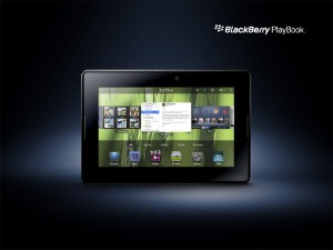 BlackBerry PlayBook to get own email system