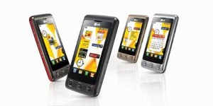 LG launches quad-core smart mobile phone at MWC