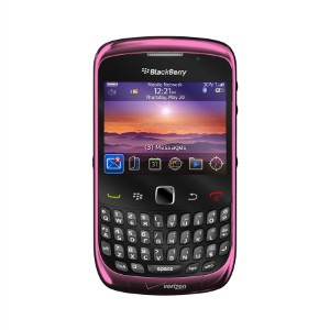 RIM releases BlackBerry Curve 9320