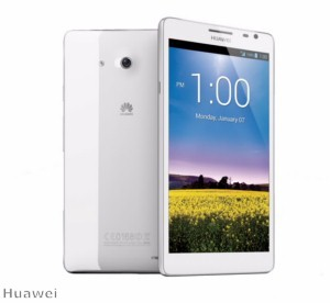 Huawei Ascend Mate with 6.1-inch display launched