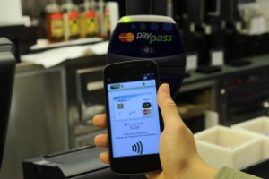 NFC mobile phones could take off in 2013
