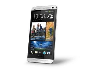 HTC One Max's fingerprint scanner