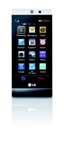 New LG Gx emerges