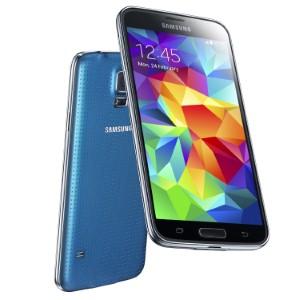 Samsung unveils Galaxy S5