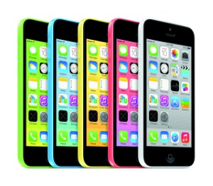 Apple's launches 8GB iPhone 5C