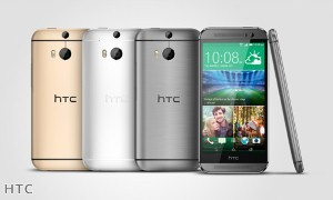 The HTC One (M8) has landed