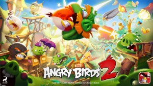 Angry Birds 2 launches on App Store and Google Play