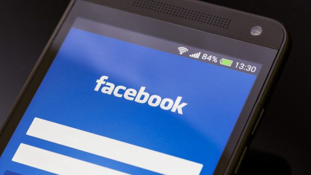 Is the Facebook smartphone app a power drain?