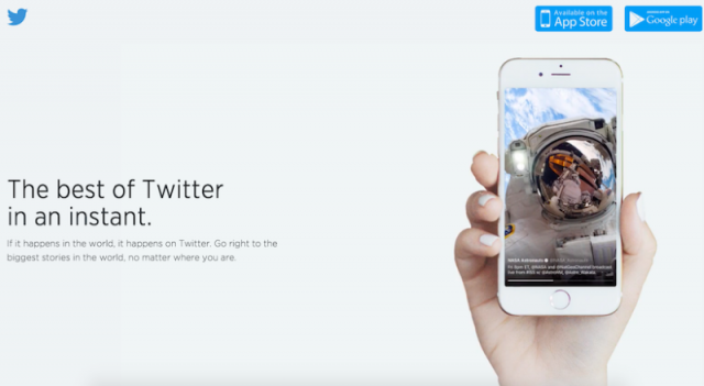 Twitter brings Moments to Australia