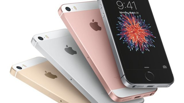 Strong adoption for iPhone SE in developed markets