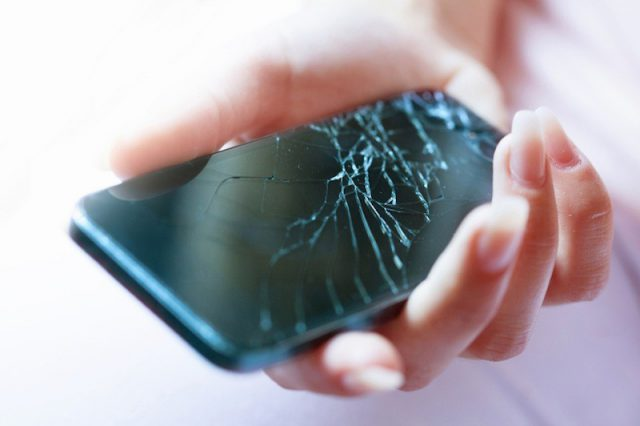 Eight million phones damaged in past five years