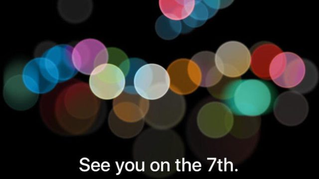 Apple confirms keynote for September 7th – could this be the iPhone launch?