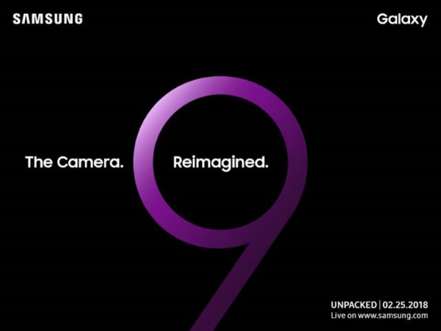 Samsung S9 details leaked