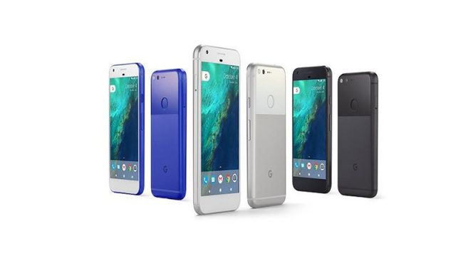 Google Pixel sales showing steady growth