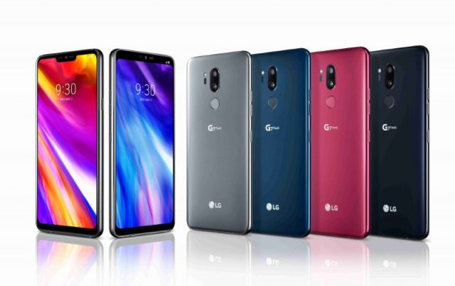 LG's G7 ThinQ smartphone launches in Australia