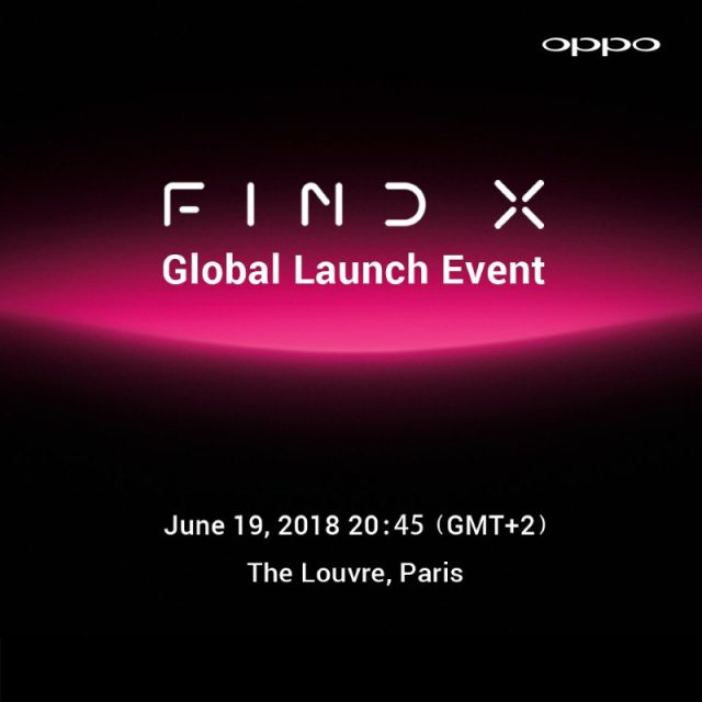 Oppo to unveil Find X smartphone later this month