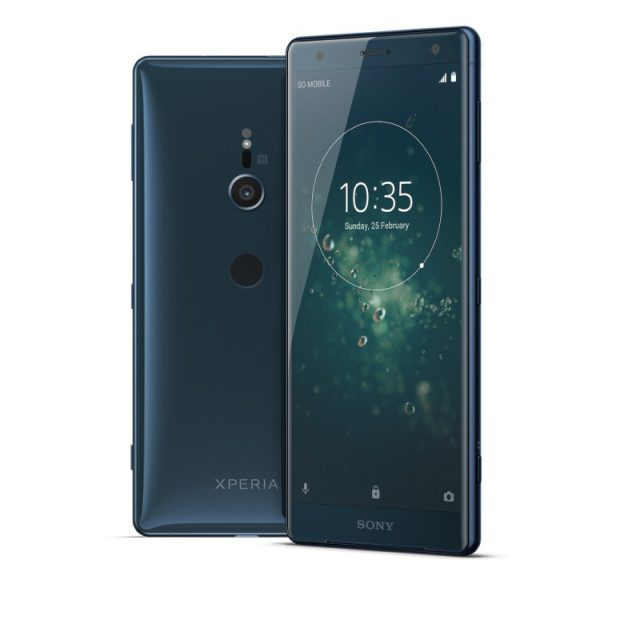 Sony's new Xperia XZ2 and XZ2 Compact smartphones hit Australia