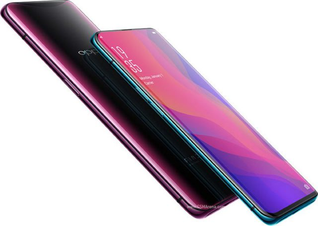 Oppo announces Australian availability for Find X